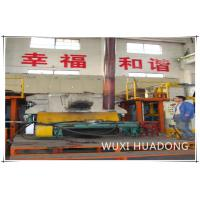 Wholesale Red Copper Billet Vertical Continuous Casting Machine Single Strand from china suppliers