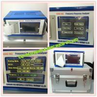 Wholesale GDRZ-902 Portable SFRA Sweep Frequency Response Analyzer from china suppliers