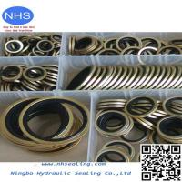 Buy cheap Bonded Seal Washer with SGS RoHS FDA Certificates AS568 Standard from wholesalers