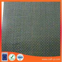 Wholesale wholesale Black textilene fabrics suit for patio chair, sun bed, hammock from china suppliers
