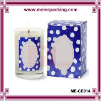Wholesale Custom candle packaging box/Wedding favor candle paper box ME-CE014 from china suppliers