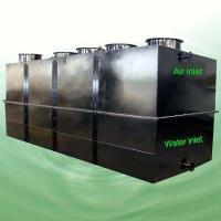 Buy cheap Buried integration MBR Membrane sewage treatment plant from wholesalers