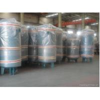Quality Portable air compressor tank for LNG cryogenic transport  , capacity 300L~ 8000L for sale