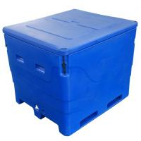Wholesale 1000L Roto Insulated Fish Tubs Insulated Fish Totes from china suppliers