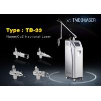 Wholesale 10600nm RF Tube Co2 Fractional Laser Machine For Vaginal Rejuvenation , Scar Removal from china suppliers
