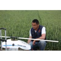 Quality 6.5 Width 26 Hectare Coverage RC Helicopter Sprayer 20KG Payload Capacity of Low Volume Pesticide for sale