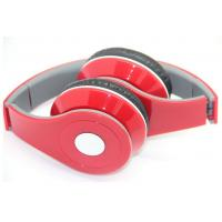 Wholesale DJ Style Music Stereo Headphones Sound Quality , Over Ear with 3.5mm Jack from china suppliers