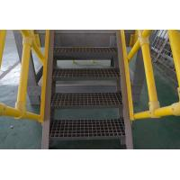 Wholesale Reinforced Pultrusion Fiber Glass FRP Pultruded Grating Composit Profiles from china suppliers