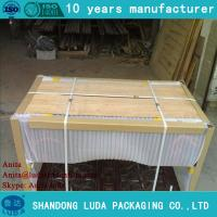 Wholesale Luda Environmental brown paper corner protector for carton pallet from china suppliers
