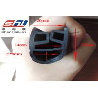 Wholesale EPDM / NBR Automotive Rubber Seals Strip For Motorboat , Train from china suppliers