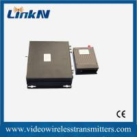 Wholesale Real Time Transmission COFDM Receiver With HDMI / CVBS Interface , Lightweight from china suppliers