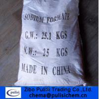 Wholesale sodium formate price from china suppliers