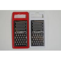 Wholesale Flat Grater 3 Grating Textures , Kitchen Products With Stainless Steel / Tinplate from china suppliers