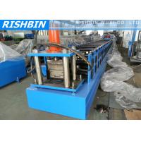 Wholesale 10 - 15 m / min Forming Speed Window Frame Roll Forming Machinery Drived by Chain from china suppliers