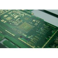 Wholesale 5 Layer LED Lighting Green Solder Mask Multilayer PCB Boards with 3mil Line Width from china suppliers