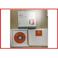 Wholesale Original Key Microsoft Office 2016 Standard DVD + Key Card English Version from china suppliers