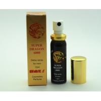 Quality Super Dragon 6000 delay spray for men 12ml per bottle for sale