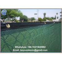 Wholesale Hot 100% virgin hdpe sun shade net window shade nets sunshade sail roll up shade from china suppliers