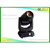 Wholesale Spot Wash Beam Moving Head Light 3 In One 8/16 Prism For Entertainment Events from china suppliers