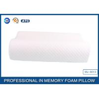Wholesale Ergonomic Visco Memory Foam Contour Pillow With Ventilated Tencel Mesh Cover from china suppliers