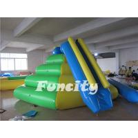 Wholesale 0.9MM Thickness PVC Tarpaulin Inflatable Water Slide, Inflatable Toys for Water Park Games from china suppliers