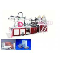 Wholesale High Speed Cling / Stretch Film Extruder Machine 600 - 1000mm Width from china suppliers