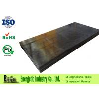 Wholesale Black Extruded POM Sheet with RoHS Certificate , 1000 x 2000mm from china suppliers