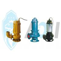 Wholesale Dirty Water Submersible Sewer Pump , Industrial Submersible Pumps For Drainage Station from china suppliers