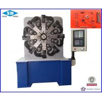 Wholesale Rotation Core System / Rolling Axis CNC Spring Making Machine For Clips from china suppliers