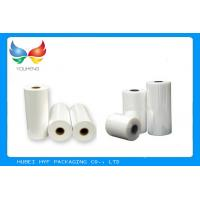 Wholesale Strong Flexible PVC Shrink Film , Pvc Transparent Film Excellent Printability from china suppliers