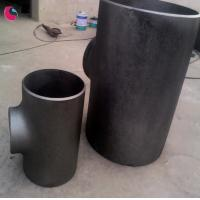 Wholesale ASTM B16.9 reducing tee from china suppliers