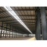 Wholesale Q345 High Strength Industrial Steel Building Fabrication With Experienced Team from china suppliers