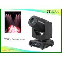 Wholesale Sound Control Spot Moving Head Light Beam Angle 40 Degree Wash Pattern 10r 280w from china suppliers