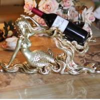 Wholesale Mermaid Shaped Wine Rack For Display from china suppliers