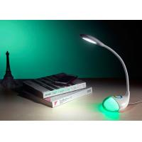Wholesale Wireless charging led desk lamp sensor touch changeable night light from china suppliers