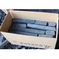 Wholesale Quadrangle Hard bamboo charcoal used for Shisha coal from china suppliers