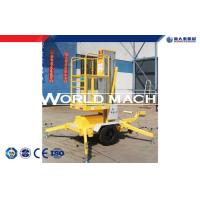 Wholesale Articulated 100-400kg Capacity Hydraulic Lifting Table 12 Months Warranty from china suppliers