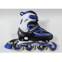 Wholesale Smooth Roll 4 Wheels Professional Inline Speed Skates for Adults Men , PP Shell from china suppliers