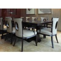 Wholesale Traditional Rectangular Modern Dining Room Tables For Hotel Furniture Sets from china suppliers