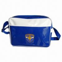 Wholesale Sports Bag, Sized 40 x 14 x 30cm with 210D Polyester Lining, Fashionable Style from china suppliers