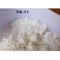 Wholesale CAS 431579-34-9 YK-11 Anabolic Steroid Powder For Legal Muscle Enhancement from china suppliers
