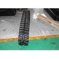 Wholesale KOMATSU PC07.7FR  YANMAR B17.3 SV17 Excavator Rubber Track 230*72K*47 for Construction machinery from china suppliers