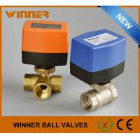 Wholesale Medium Pressure Welded Electric Operated Valve Heat Resistant from china suppliers
