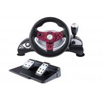 Quality Multi-platform Video Game Steering Wheel for PS4 / PS3 / PC ( X-INPUT ) / XBOX 360 / XBOX ONE for sale