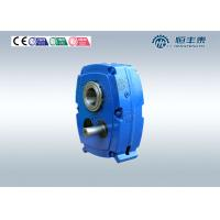 Wholesale Cast Iron Engine / Mixer Hollow Shaft Mounted Worm Reduction Gearbox from china suppliers
