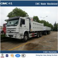 Wholesale tipper trucks and trailers for Mongolia market from china suppliers