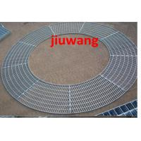 Wholesale customized round shape steel grating from china suppliers