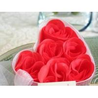 Wholesale Soap Rose Petals - Heart Box from china suppliers