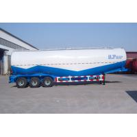 Wholesale Three Axles 30cbm Bulk Cement Truck With Diesel Engine , Semi Trailer Trucks from china suppliers