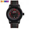 Buy cheap Skmei Joler Fashion Large Dial Genuine Leather Strap Waterproof Quartz Men Wrist Watches 9138 from wholesalers